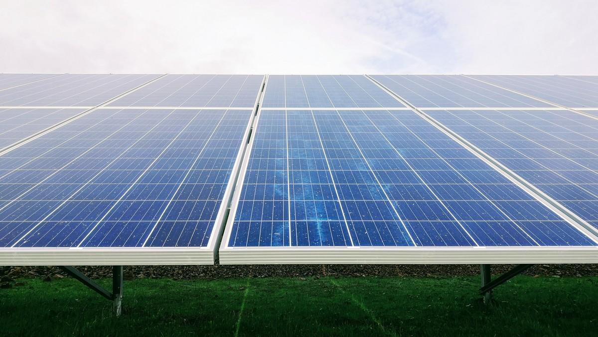 Energetická soběstačnost může být zajištěna i díky fotovoltaickému panelu.